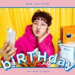 Roh Taehyun is ready to celebrate his 'biRTHday' in new teasers