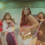 T-ARA's Hyomin shows off her sexy choreography in 'U Um U Um' MV