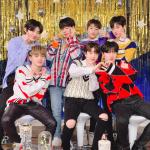 'YG Treasure Box' boy group has officially announced their group name: 'Treasure'