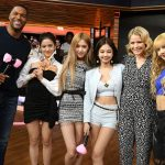 BLACKPINK tease their comeback and more in their interview with Strahan and Sara!
