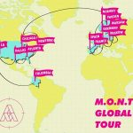 MONT Release More European Dates And Give Fans The Change To Ask Them Anything