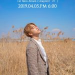 """Jung Daehyun releases more teasers for upcoming mini album 'Chapter 2 """"27""""'"""