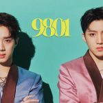 Wooseok and Kuanlin release their first mini album and MV for 'I'm a Star'
