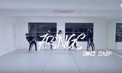 Chung Ha's dance cover