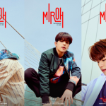 Stray Kids release last individual teaser images of Han, Woojin and Seungmin for 'Clé 1: Miroh'