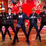 NCT 127 partially preview upcoming song 'Superhuman' on 'Good Morning America'