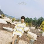 Jung Seunghwan releases track list for mini album 'Dear, My Universe'