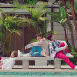 1TEAM are 'Rolling Rolling' through the summer in new MV!