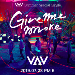 VAV are ready to party in MV teasers for 'Give Me More'