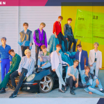 SEVENTEEN are shrouded in shades of blue in official photos for digital single 'HIT'