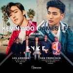 Don't Miss Out on Kevin Woo, James Lee, and FYKE's Intimate Two-Stop Tour!