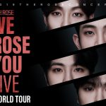 "The Rose are coming back to Europe with ""We Rose You"""