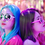 BOL4 party it up in bright and glittery music video teaser for '25'!