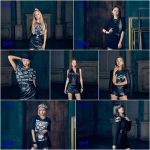 CLC are looking chic in black in their new concept image teasers for 'Devil'!