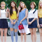 LABOUM teases by releasing their 1st full album track list for 'Two Of Us'!
