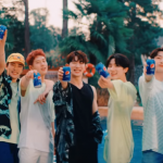 MONSTA X will be collaborating with Pepsi for the release of 'Pepsi For The Love Of It'