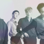 WINNER shine in the shadows in 'Cross' concept and main poster