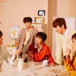 NU'EST are pretty in light colours in 'Forenoon' and 'On The Table' concept photo versions for comeback!