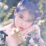 IU is an elegant beauty as she announces her comeback with a teaser image!