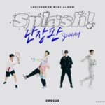 Lee Jinhyuk drops party-themed track list for 'Splash!'