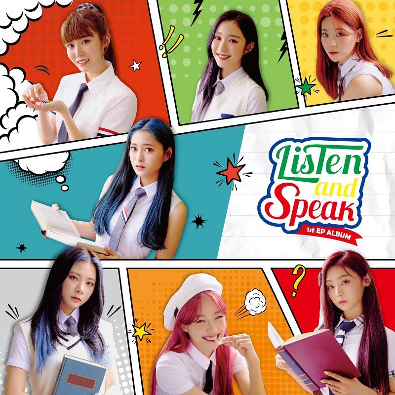 Cignature Listen and Speak cover image