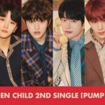 GOLDEN CHILD release their track list for 2nd single album, 'Pump It Up' + drop retro plaid concept photos!
