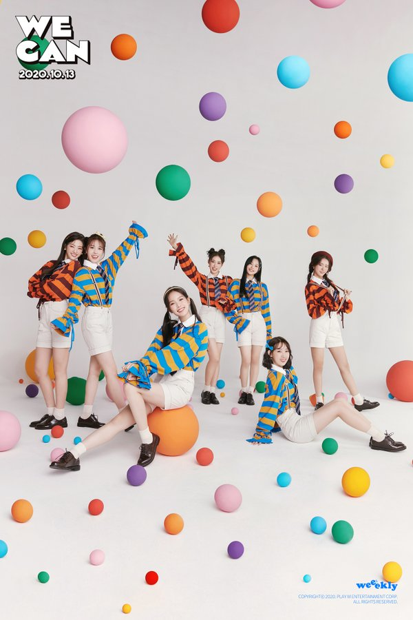 WEEEKLY We Can concept photo