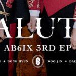 AB6IX announce their 3rd mini album comeback, 'Salute' in sharp military wear!