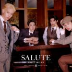 AB6IX reveal their regal and refined visuals in concept photos for 'Salute'!