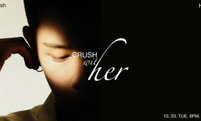 crush with her 4th mini album