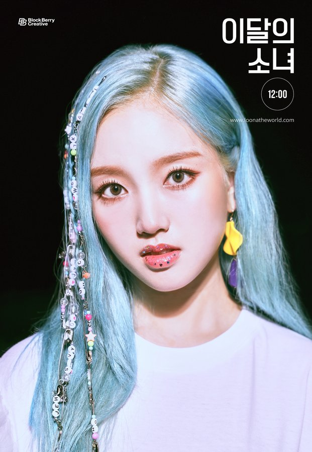 LOONA 12:00 why not concept photo