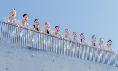 LOONA why not 12:00 concept photo