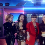 MAMAMOO roller blade through the night in vibrant funky MV for 'Dingga'!