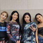 MAMAMOO unveil the scheduler for 10th mini album, 'Travel'!