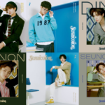 SEVENTEEN show their duality in concept photos of special album, 'Semicolon' with members The8, Mingyu, DK, Seungkwan, Vernon and Dino!
