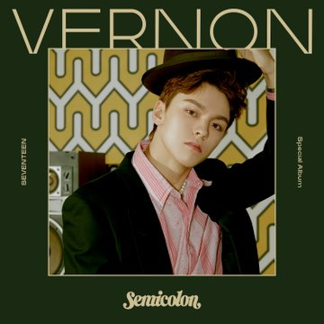 SEVENTEEN Semicolon concept photo
