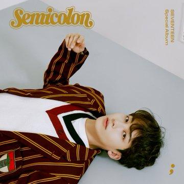 SEVENTEEN Semicolon special album concept photo