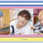 TXT release new AR version of concept photos + pixelated track list for 'Minisode1: Blue Hour'!