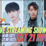 KPOPSWISS: An online event to not miss