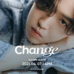 KIM JAEHWAN signals 'Change' in fresh concept comeback photos!